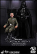 Grand Moff Tarkin and Darth Vader 1:6 Scale Figure Set