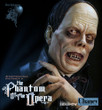 phantom of the opera life size bust