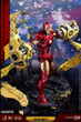 hot toys iron man mark iv diecast sixth scale figure suit up gantry 001