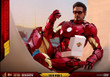 hot toys iron man mark iv diecast sixth scale figure suit up gantry 004