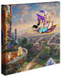 """Aladdin 14"""" x 14"""" Gallery Wrapped Canvas"""