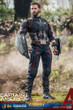 hot toys avengers infinity war captain america sixth scale figure