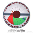 regal robot death star countdown cafes star wars table