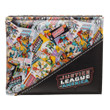 Justice League Bi-Fold Wallet
