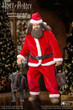 Harry Potter and the Sorcerer's Stone Rubeus Hagrid (Santa) 1:6 Scale Figure