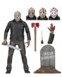 Ultimate Friday the 13th Part V Dream Jason Figure