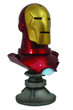 Marvel Legends in 3D Iron Man 1:2 Scale Bust