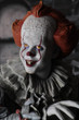 neca it pennywise 1/4 scale figure