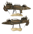 Star Wars Vintage Skiff Vehicle