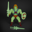 Masters of the Universe Glow in the Dark He-Man Vintage Figure
