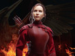 The Hunger Games: Mockingjay Katniss Everdeen (Red Armor) 1:6 Scale Figure