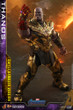 hot toys thanos battle damaged version
