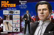 Star Ace Toys Pulp Fiction Vincent Vega with Pony Tail 1:6 Scale Figure