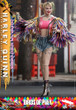 hot toys harley quinn caution tape jacket version one sixth scale figure
