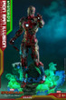 hot toys mysterios iron man illusion one sixth scale figure