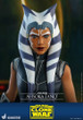 hot toys ahsoka tano one sixth scale figure