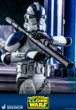 hot toys 501st battalion clone trooper deluxe one sixth scale figure