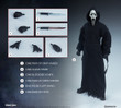 sideshow collectibles scream ghost face sixth scale figure