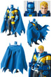 medicom knightfall batman mafex action figure