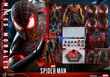 hot toys spider-man miles morales sixth scale figure
