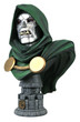 diamond select toys marvel legends in 3d dr doom 1/2 scale bust