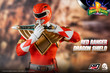 power rangers dragon shield red ranger previews exclusive sixth scale figure
