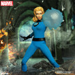 mezco one 12 colletive fantastic four deluxe steel boxed set