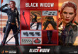 hot toys black widow one sixth scale figure