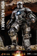 hot toys iron man mark i die cast one sixth scale figure