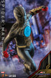 hot toys spider-man black & gold suit one sixth scale figure