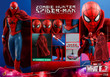 hot toys zombie hunter spider-man one sixth scale figure what if