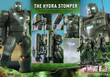 hot toys hydra stomper one sixth scale figure