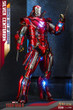 hot toys silver centurion armor suit up version one sixth scale figure