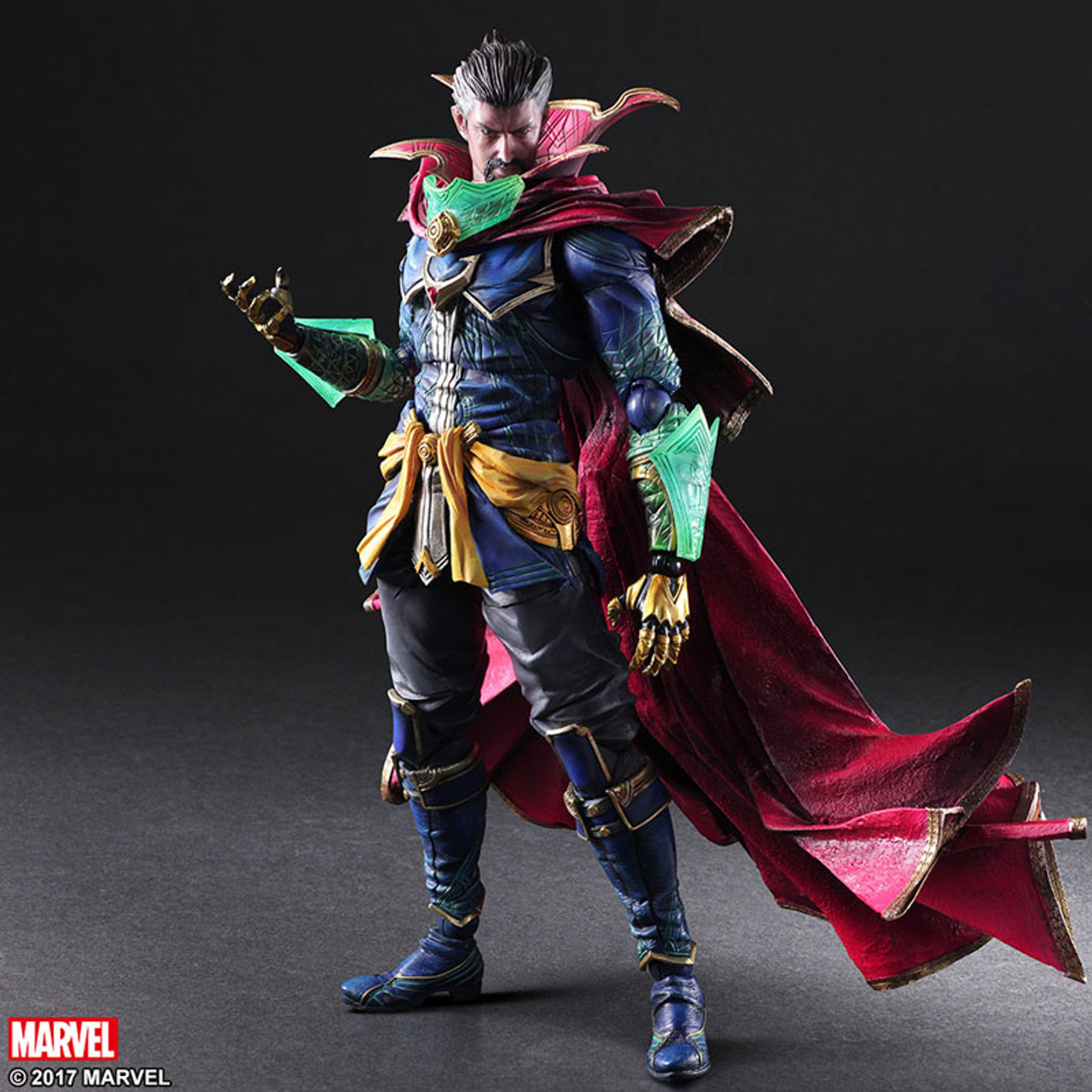 Marvel Universe Doctor Strang SquareEnix VARIANT Play Arts Kai Figure Toy In box