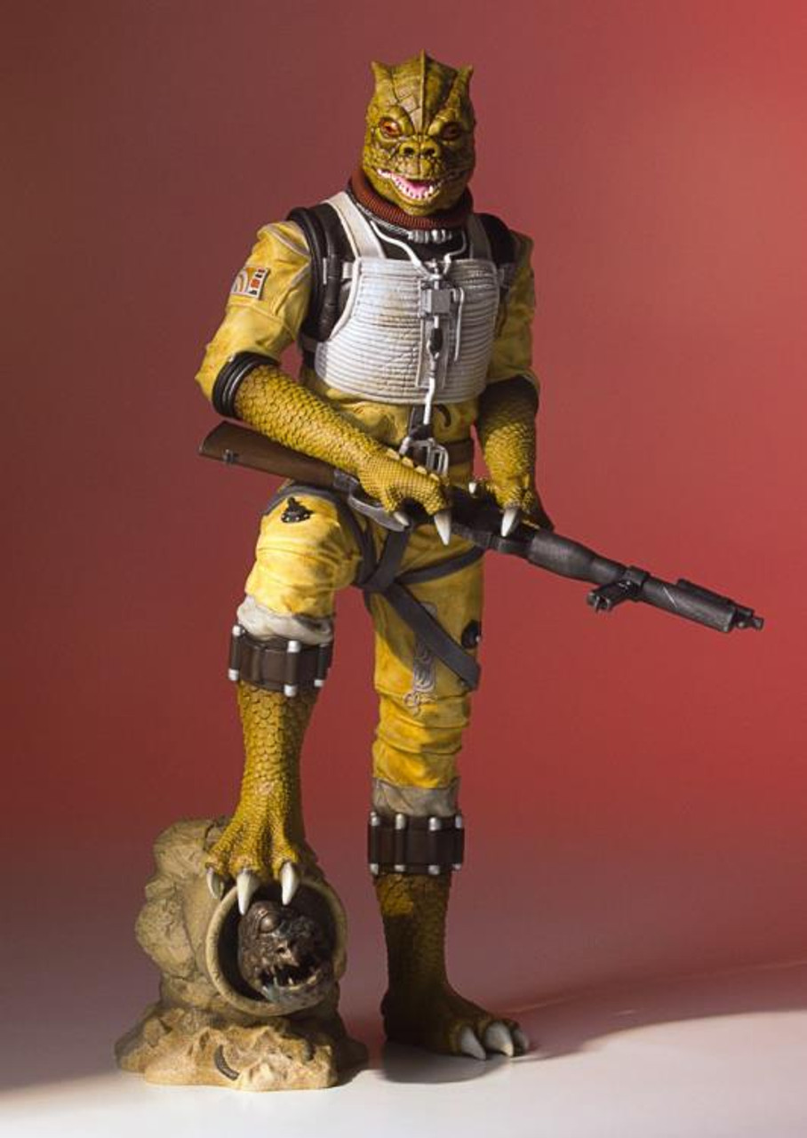 Bossk Collectors Gallery Statue