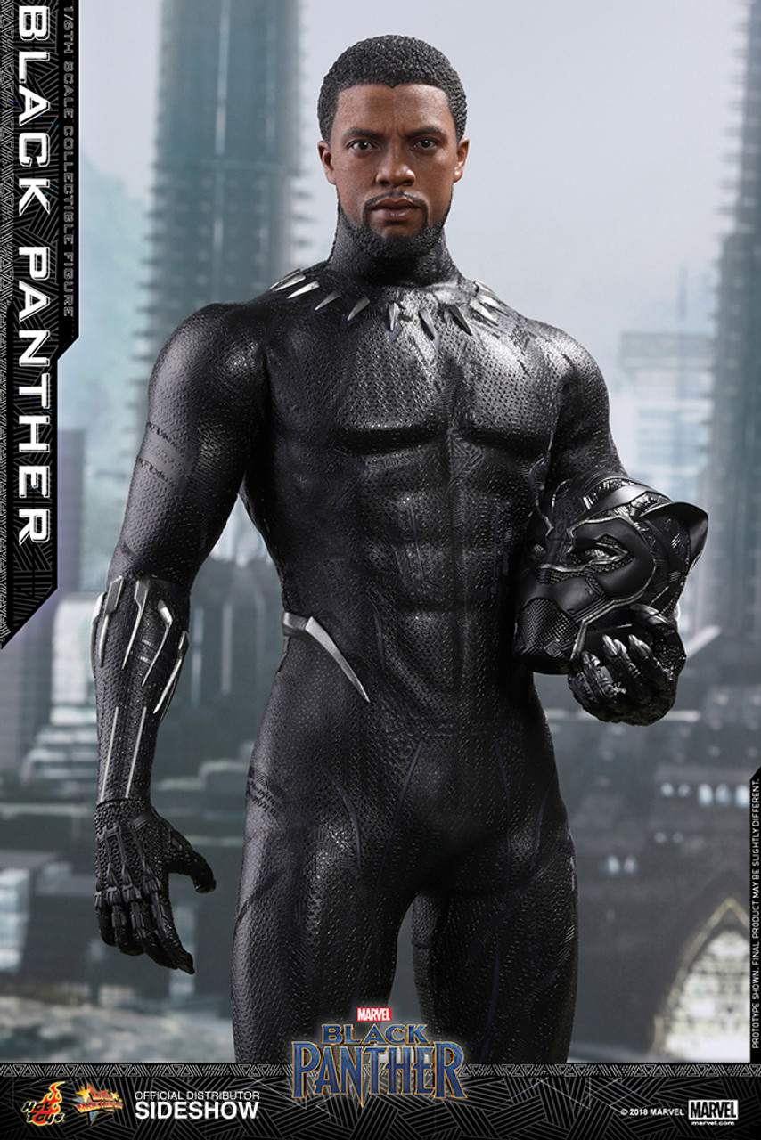 Black Panther 1/6 Scale Figure