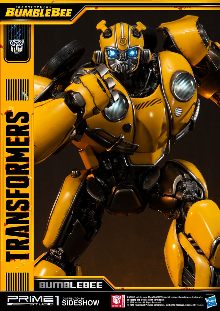 Prime 1 studio bumblebee 2018 statue alter ego comics - Images of bumblebee from transformers ...