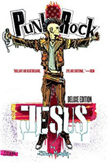 2018 Book #5: Punk Rock Jesus by Sean Murphy