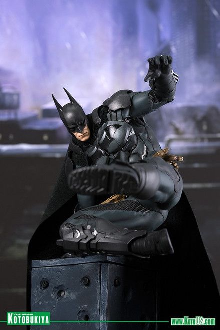 batman arkham knight artfx