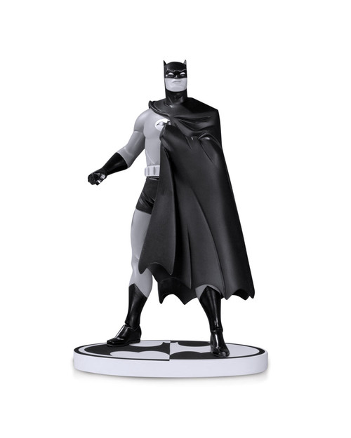 Batman Black and White Statue by Darwyn Cooke (Second Edition)