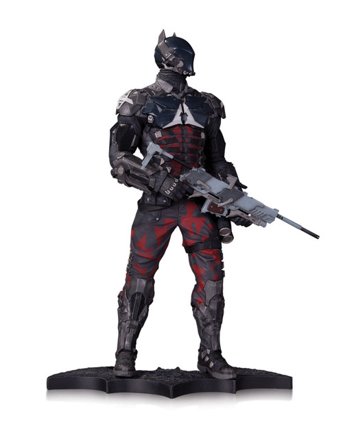 batman arkham knight statue