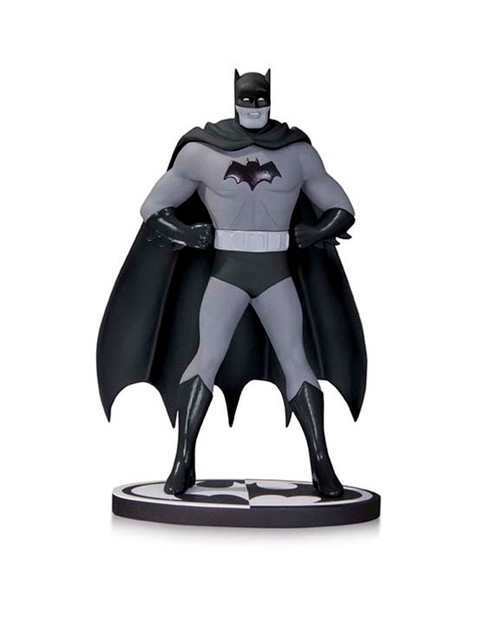 batman statue sprang