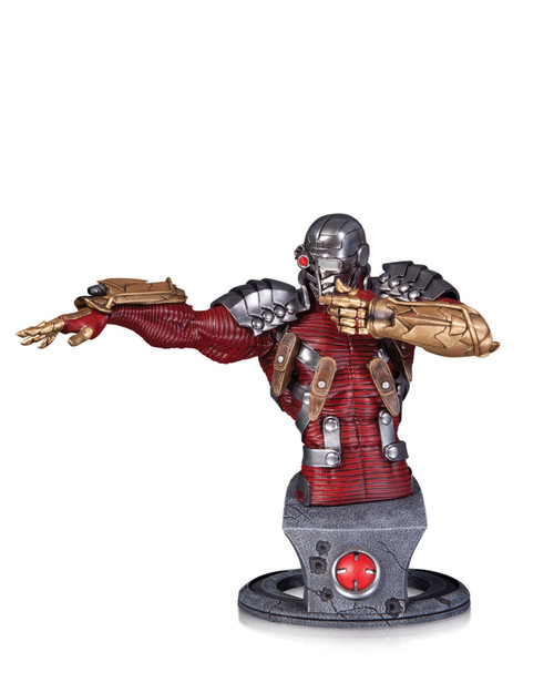 DC Collectibles Deadshot Bust