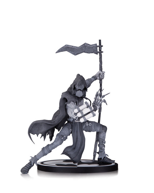 batman black white scarecrow