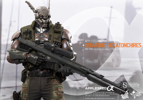 hot toys appleseed