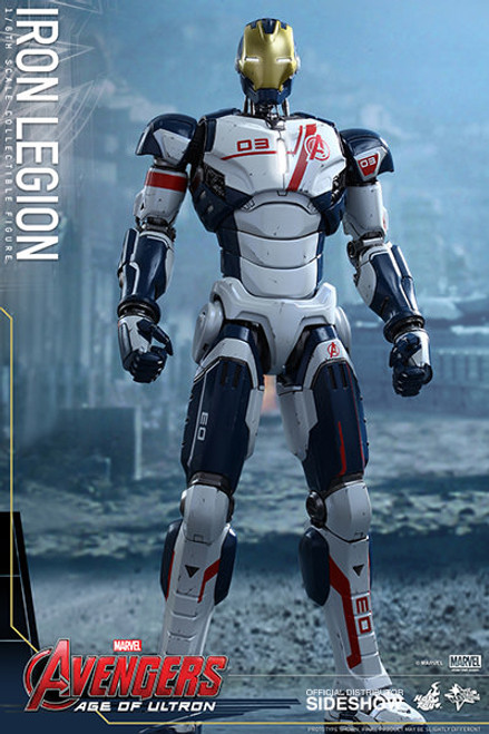 Hot Toys Iron Legion 1/6 Scale Figure