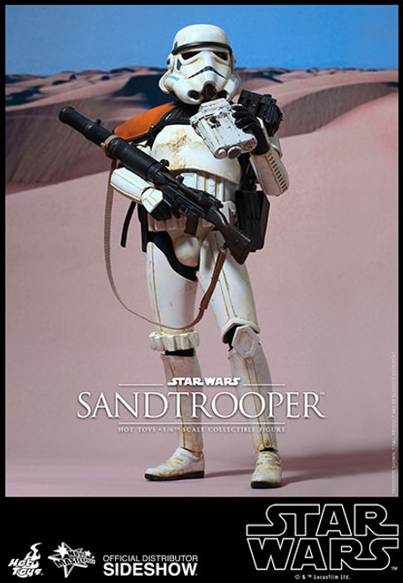 hot toys sandtrooper