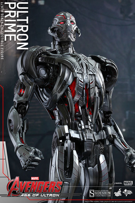 hot toys ultron prime figure