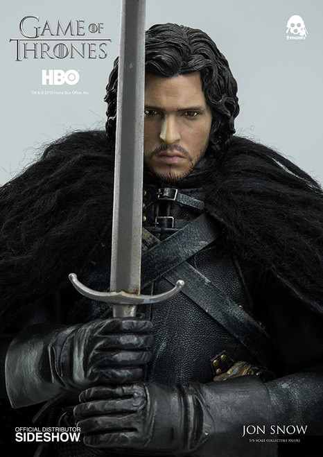 jon snow sixth scale figure