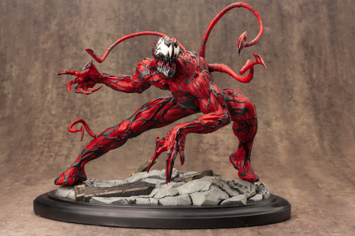 carnage statue